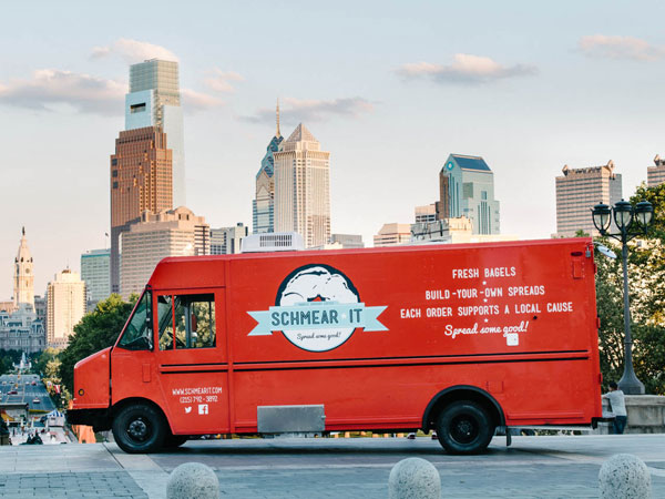 Schmear It - Food Truck - Philadelphia, PA