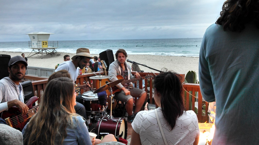 Clint Lapointe Band - Beach Band - Santa Monica, CA