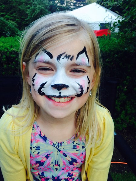 Making Faces and Body Designs - Face Painter - Bellingham, MA