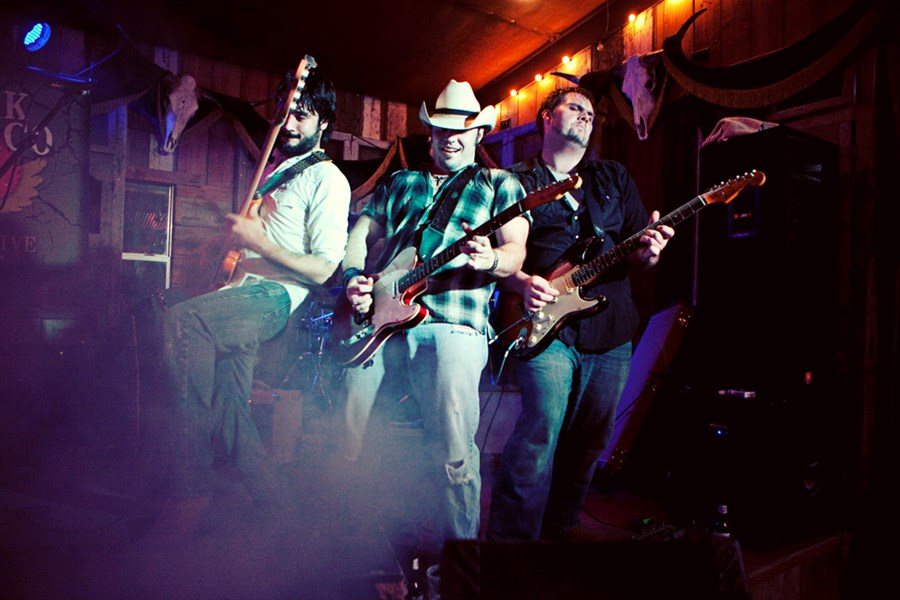Mark Monaco & the Southern Grooves - Country Band - San Antonio, TX