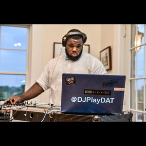 Chesapeake Wedding DJ | DJ PlayDAT