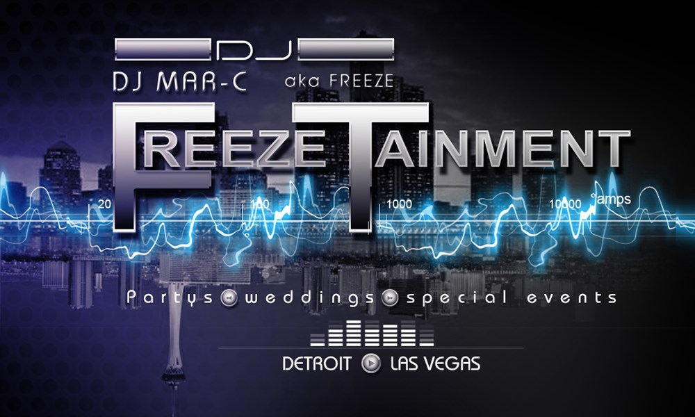 FreezeTainment - DJ - Las Vegas, NV