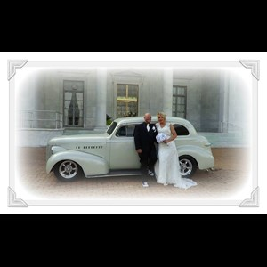 New Rumley Wedding Limo | BMZ Classics - Antique Car Rental