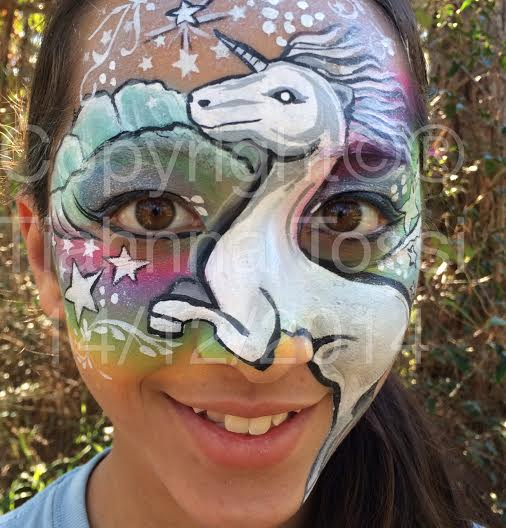 Tia Tossi Face Paint & Balloons - Face Painter - Oviedo, FL