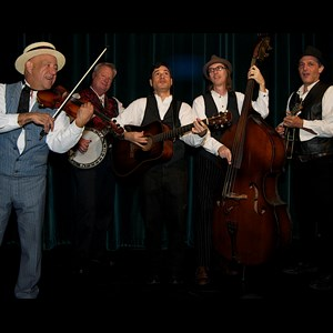 Palm Beach Gardens Bluegrass Band | Matthew Sabatella and the Rambling String Band