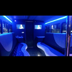 Mascotte Party Bus | Ultimate Rentals & Catering
