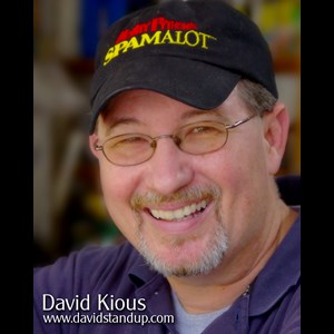 Edwardsville Clean Comedian | David Kious