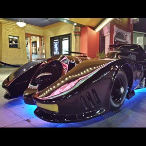 Santa Ana Movie Theme Party | So Cal Movie Cars