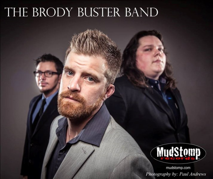 Brody Buster Band - Blues Band - Overland Park, KS