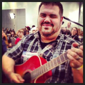 "North Fairfield Acoustic Guitarist | Brian ""B-Mac"" MacLean"