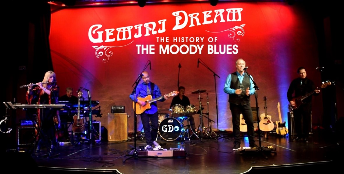 Gemini Dream - Moody Blues Tribute Band - Riverside, CA
