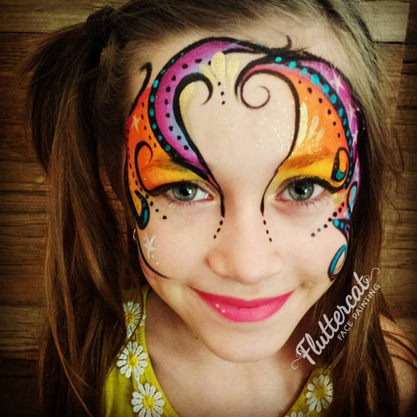 Fluttercat - Face Painter - Raleigh, NC