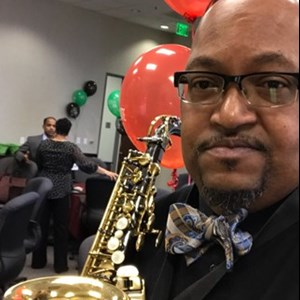 Dallas, TX Jazz Saxophonist | Winelight Jazz - Ronnie Walker, Saxophonist/DJ