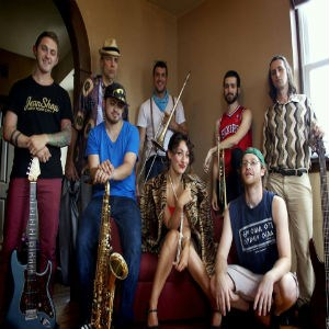 Ellendale Funk Band | The Swift Technique Ensemble