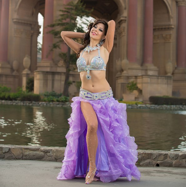 Heaven Mousalem - Belly Dancer - Oakland, CA