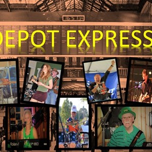 De Forest 80s Band | Depot Express Band