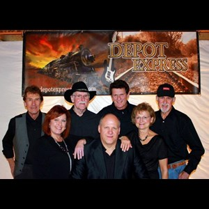Waterloo Rock Band | Depot Express Band