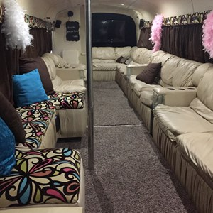 Gilbertown Party Limo | Ultimate Party Bus