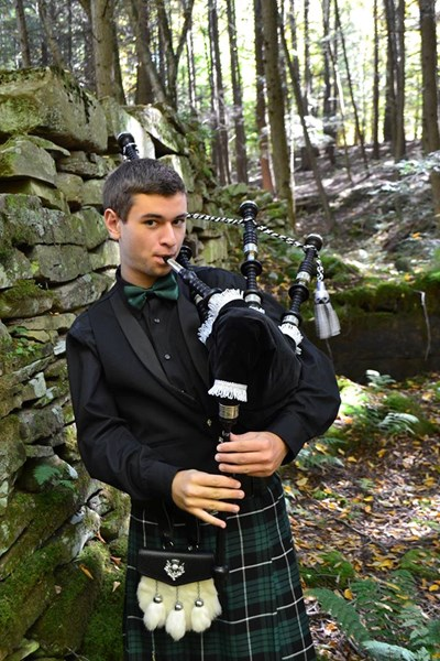 Foster Bagpiping Service - Bagpiper - Binghamton, NY