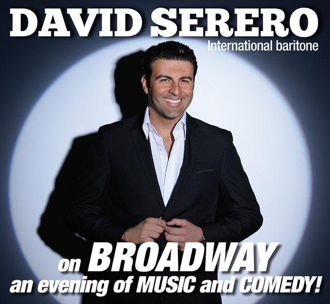 David Serero - Opera Singer - New York City, NY