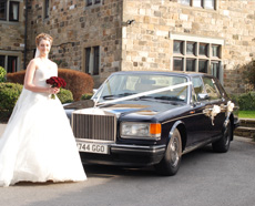 Rolls Royce for Weddings and Special Occasions - Rolls Royce Rental - Hattiesburg, MS