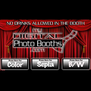 Wheeling Photo Booth | My Digital Photo Booths