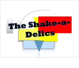 The Shake-a-Delics - Cover Band - Atlanta, GA