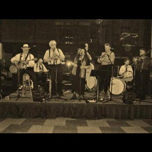 Rainier 50s Band | Puddin' River Bands