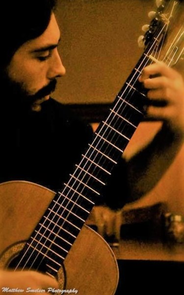 Professional Classical Guitar by Matthew Foley  - Classical Guitarist - Palo Alto, CA