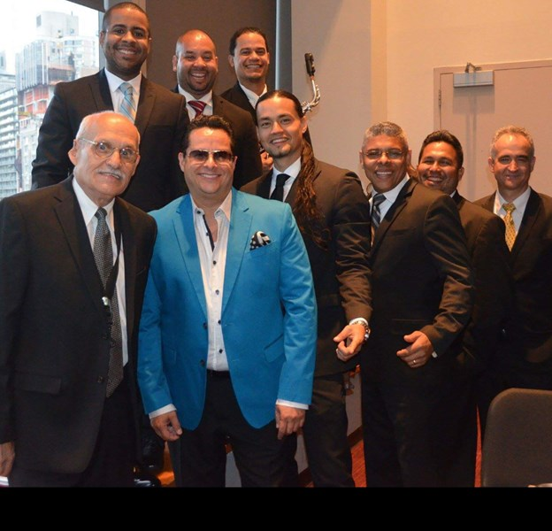 Tito Puente Jr. - Latin Band - New York City, NY