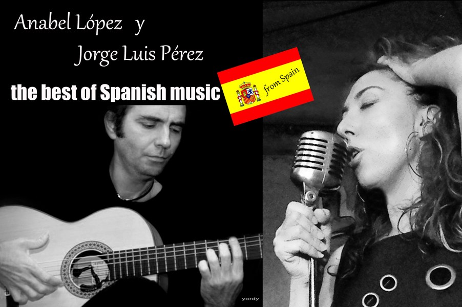 Anabel López & Jorge L Pérez - Latin Duo - Hollywood, FL