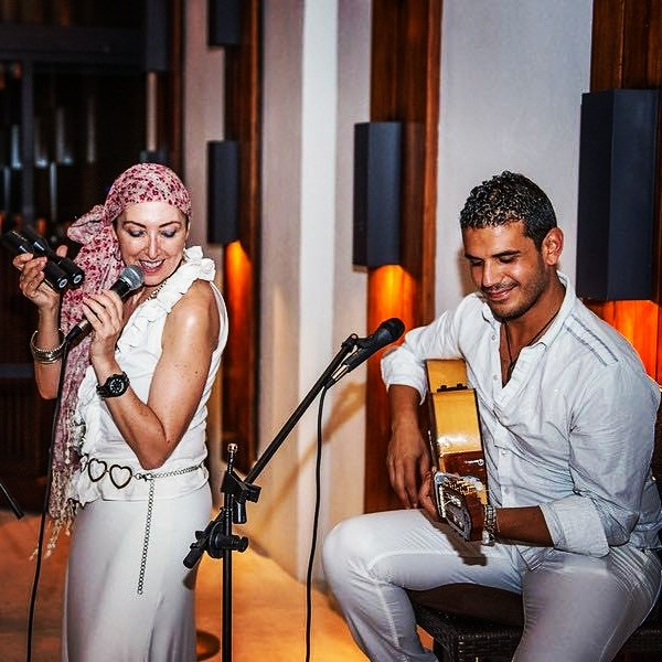 Anabel & Mounir - Flamenco Duo - Miami, FL