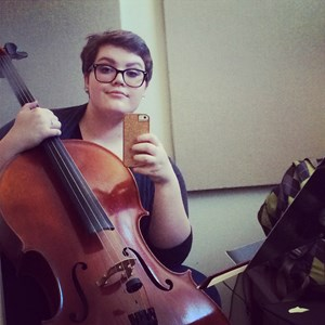 Quincy Cellist | Megan Riley - Cellist