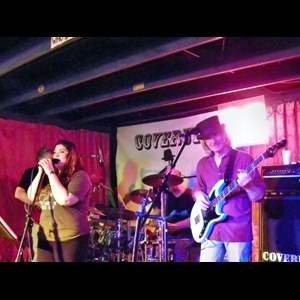 Charleston Rock Band | THE COVERUP BAND