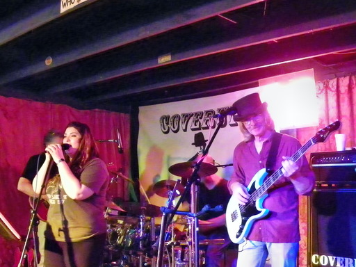 THE COVERUP BAND - Classic Rock Band - Charleston, SC