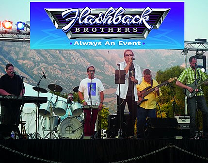 The Flashback Brothers - Classic Rock Band - Pleasant Grove, UT