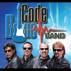 Portland Cover Band | Code Blue