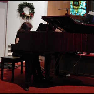 San Antonio Pianist | Margie Gandy