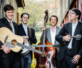 Gallatin Canyon - Bluegrass Band - Charlottesville, VA