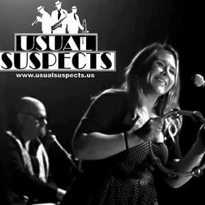 Oldham 80s Band | Usual Suspects Band