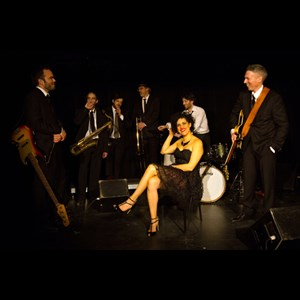 Montreal Swing Band | MAZ BAND