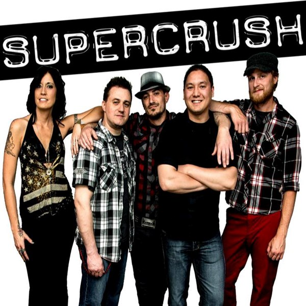 Supercrush - Cover Band - Chicago, IL