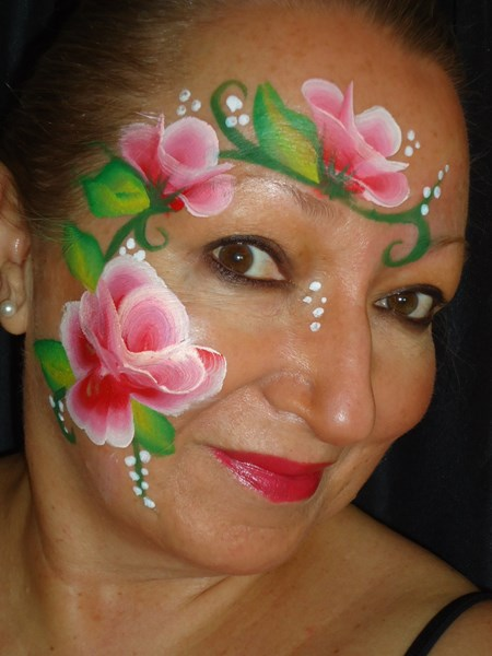 Letz Face It - Face Painter - Brunswick, GA