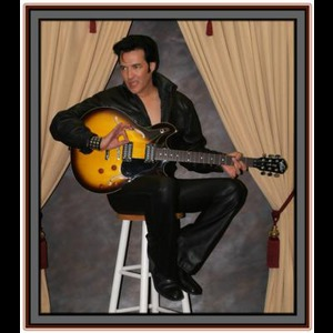 Oil Trough Elvis Impersonator | Ralph Elizondo, Houston Elvis, Gigmasters #1 Texas
