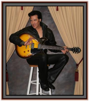 Ralph Elizondo, Houston Elvis, Gigmasters #1 Texas | Houston, TX | Elvis Impersonator | Photo #1