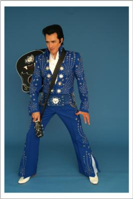 Ralph Elizondo, Houston Elvis, Gigmasters #1 Texas | Houston, TX | Elvis Impersonator | Photo #12