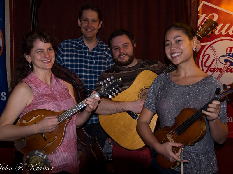 Tara Linhardt Band - Bluegrass Band - Hastings on Hudson, NY