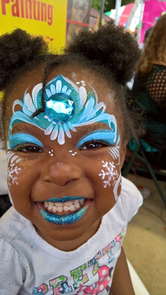 The MelodyMaker Entertainment - Face Painter - Fuquay Varina, NC