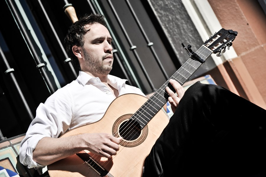 Edgar Bravo - Flamenco Guitarist - Las Vegas, NV