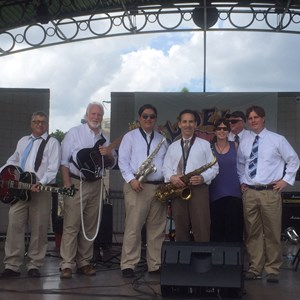 Cut Off Swing Band | The Manzella Band